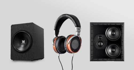 Monolith Series | The Best Value In High End Audio | Subwoofers, Amplifiers, Speakers, Headphones