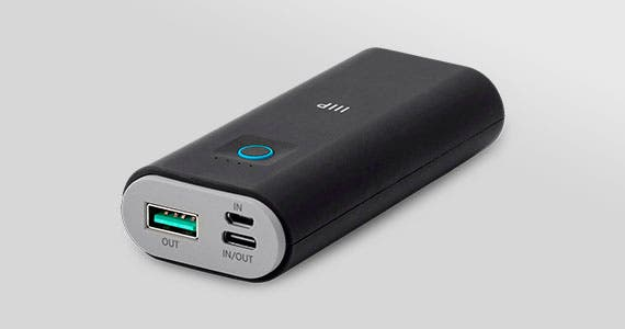 Obsidian Power Banks | Rapid Charging USB-A/USB-C Output | Up to 18W PD(3A) | Free Standard US Shipping