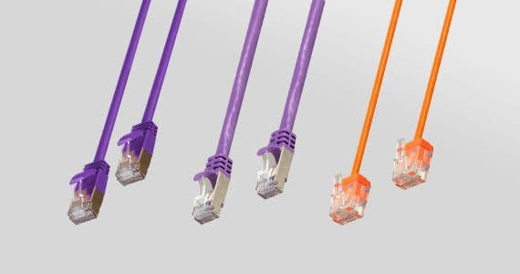 Up to 75% Off | Cat6 and Cat6A Patch Cable Clearance | Multiple Lengths and Colors Available