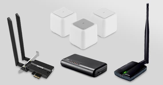 Up to 30% Off, Wireless Networking Accessories | Extend your range and improve your signals