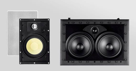 Up to 25% Off | In-Wall Speakers that Look Good, Sound Good | Monolith THX Series, Caliber Series