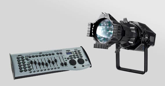Lighting, Truss, & More! 20% OFF Select (Most) Stage Lighting