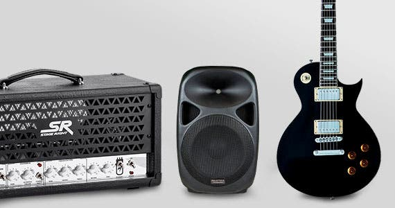 Roctober Sale | 20% OFF Select Guitar and PA Gear
