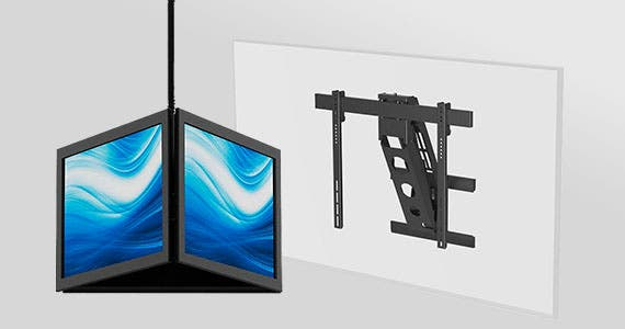 Up to 30% Off Specialty Wall Mounts | Find the Perfect Fit for your Unique Situation