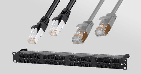 SALE Up to 50% Off Network Patch Panels and Patch Cables Lifetime Warranty on All Cables Shop Now >>