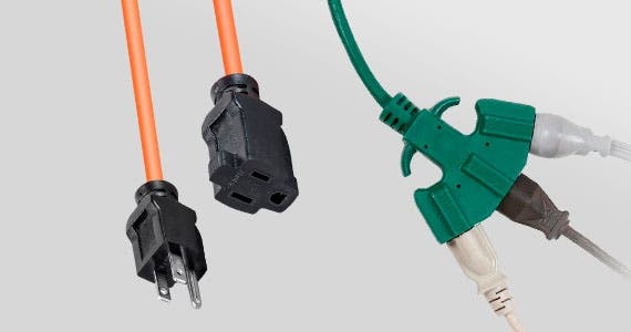 Outdoor Power Cords | Up to 20% Off De-Icing Kits, Extension Cords in Multiple Lengths