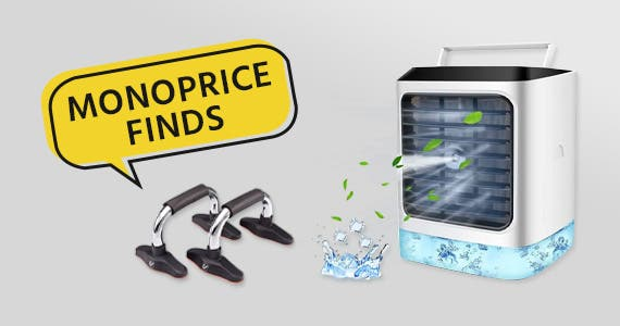 MONOPRICE FINDS An ever-changing selection of handpicked items just for you While Supplies Last Shop Now