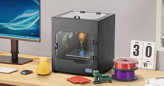 Maker Ultimate 2 PRICE DROP - Fast, Accurate, & Fully Enclosed 3D Printer