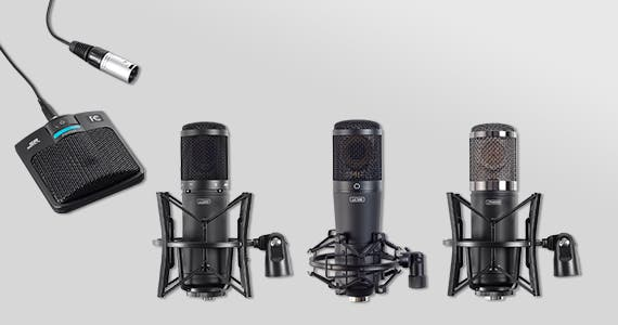 Be Heard - Microphones From $13.99