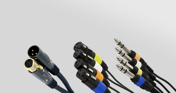 Pro Audio Cables 20% OFF | Interconnect, Snake, Mic, & More!
