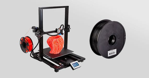 MP10 3D Printer Bundles - Enthusiast Inspired Performance At an Affordable Price