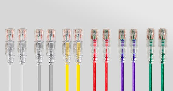 SlimRun Cat6-Save Up to 24% | Component Rated For Higher Performance
