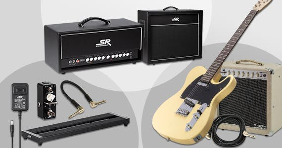Buy Together & Save-Guitar & Guitar Accessories Bundles