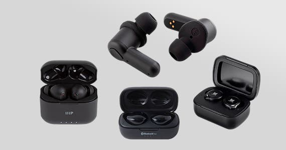 Immerse Yourself in Sound True Wireless Earphones Starting form $13.99 Shop now