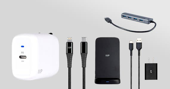 Mobile Extravaganza Limited Time Deals on Wireless Chargers | Lightning Cables | Power Banks | USB Hubs & Adapters | & More! Shop Now