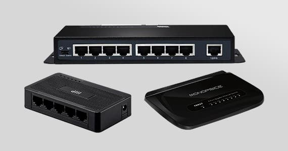 """Up to 40% off Fast Ethernet Switches Expand Your Home or Office Network  Shop now"""