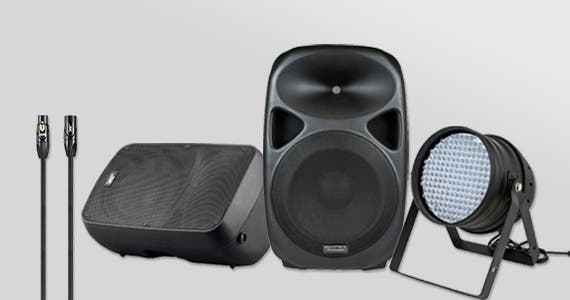 """Last Chance  Pro Audio Clearance Up to 50% off PA Speakers, Lighting, Cables, and More Shop Now  """