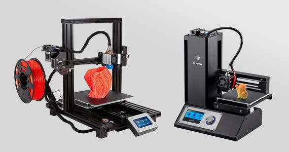 On Sale  3D Printers  Enthusiast inspired performance at affordable prices  Select Mini V2 | Mp10 Mini  Shop Now
