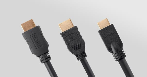 """Up to 55% OFF + Free Standard US Shipping HDMI Cable Multi-packs Multiple Lengths 