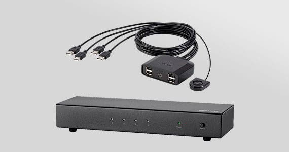 Up to 46% off KVM Solutions Make the Switch Seamless & Simple Shop Now