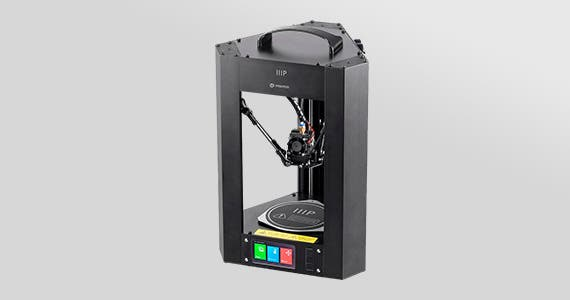 Back in Stock MP Mini Delta 3D Printer The lowest priced professional quality 3D printer in the world Shop Now
