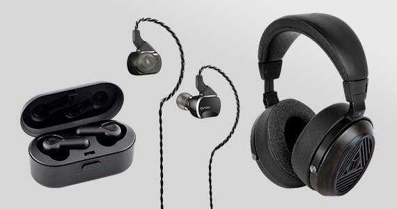 Save Up to 50%  Headphones & Earphones Sale For Your Listening Pleasure Shop Now