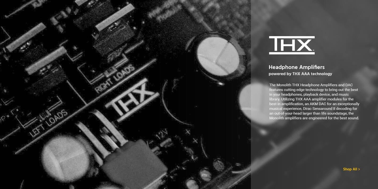 Monolith Guitar Headphone Amp Circuit Amps Image