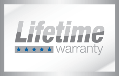 Lifetime Warranty on All Wall Mounts