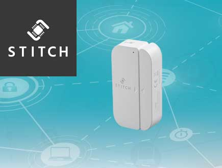 Discover STITCH - Smart Devices That Provide Peace of Mind