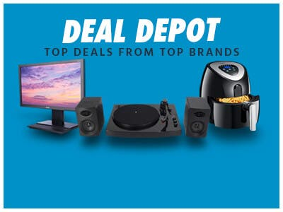 Deal Depot Top Deals from Top Brands Limited Time Offers + Free Standard US Shipping Shop Now >>