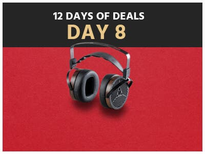 12 Days of Deals | Day 8 | Monolith M1060 Planar Headphones | $199.99 + Free Standard US Shipping | While supplies last