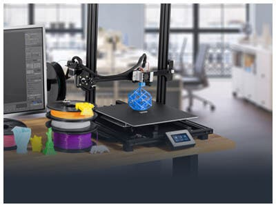 New! MP10 3D Printer, Enthusiast inspired performance at an affordable price.