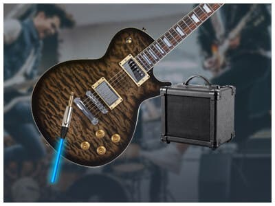 Guitar & Accessories Sale, Up To 30% Off Guitars, Amps, Cables, & More! Ends 02/17/19, shop now