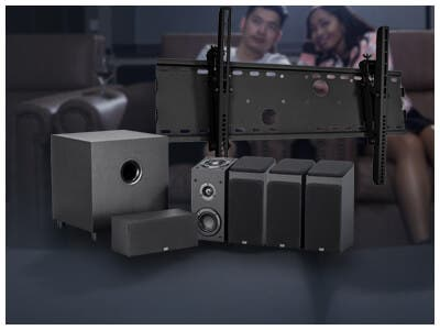 Home Theater Sale, Up To 37% Off In Wall Speakers | Soundbars | Subwoofers | & More! Shop Now