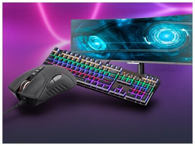 Gaming Blowout Up To 58% Off! Monitors | Keyboards | Mice | & More!