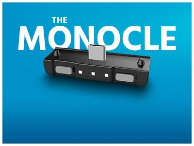The Monocle. One Day One Deal, HomeSpot Bluetooth Audio Transmitter Adapter For Nintendo Switch| $34.99 + Free Shipping, shop now