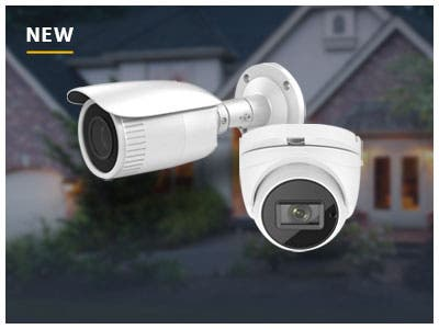 Monoprice Motorized Security Cameras Stay Alert & Protect Your Home or Business Motorized Vari-Focal | Waterproof, shop now