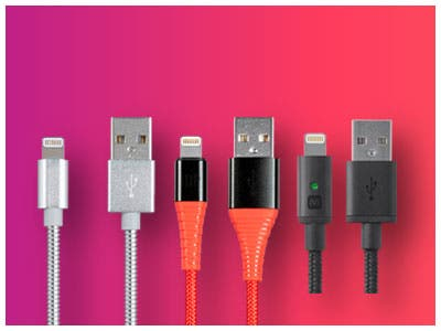 Lightning Cables! Free Standard US Shipping On Orders Over $35.00  Lifetime Warranty, shop now
