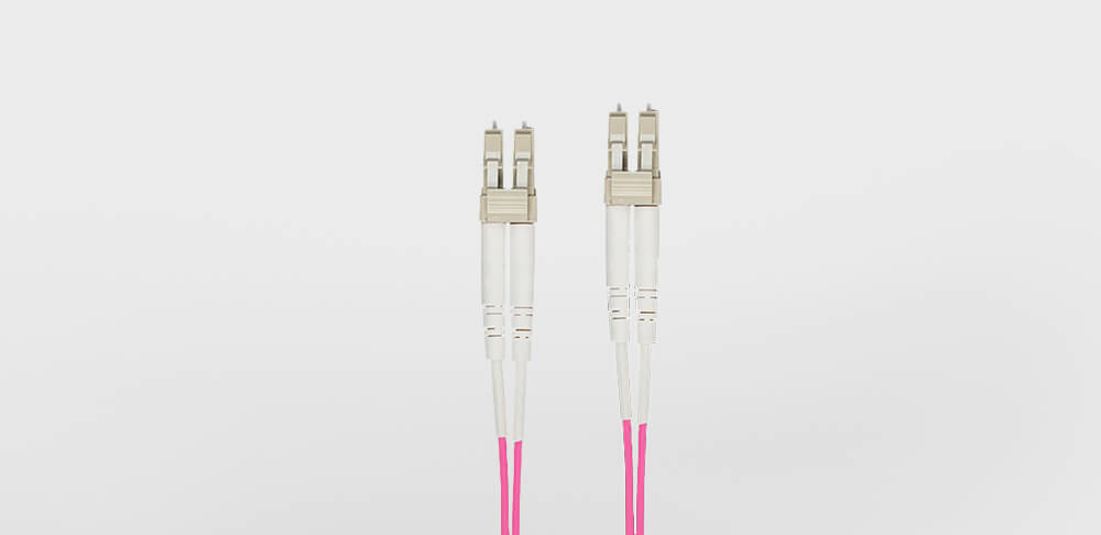 New Fiber Optic Cables