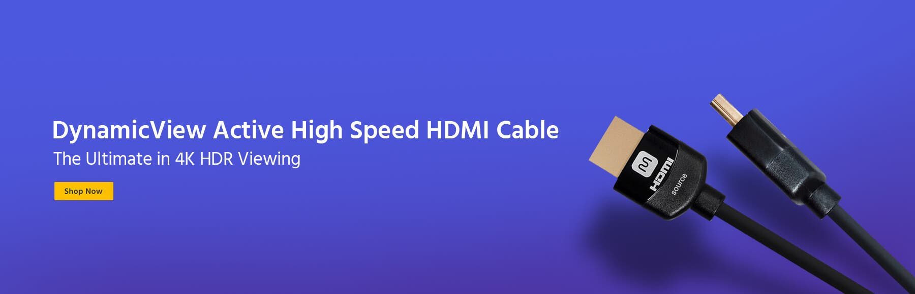 Dynamic View HDMI