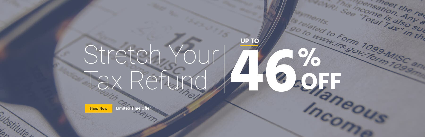 Stretch Your Tax Refund