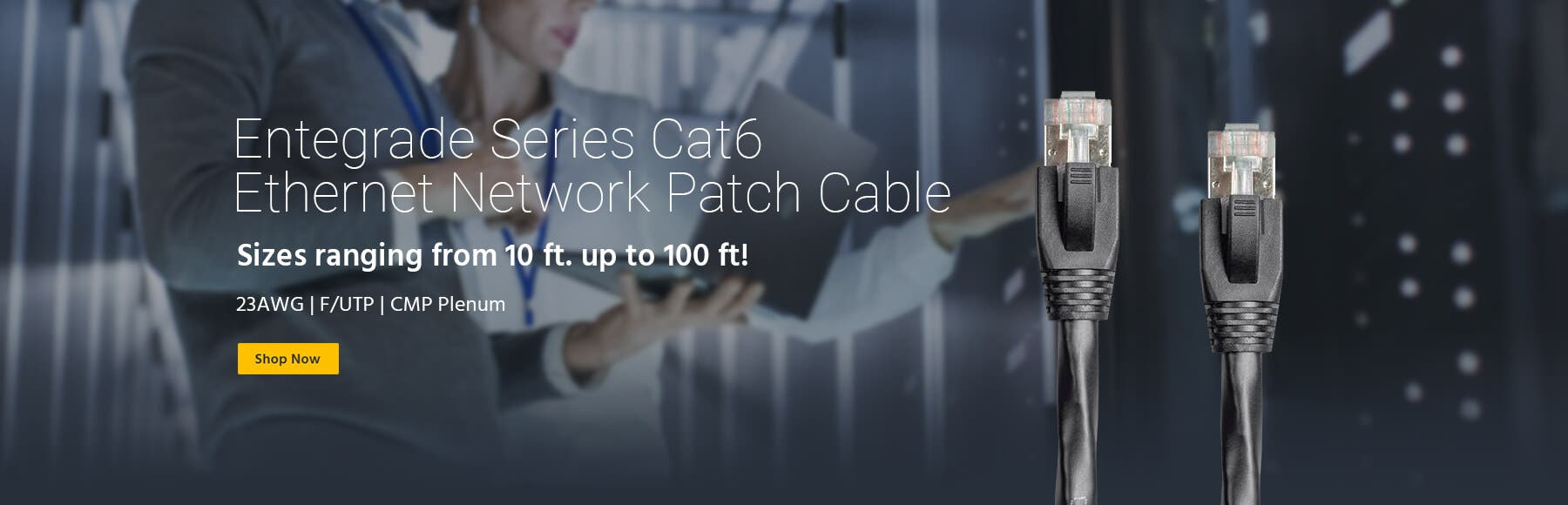 Cat6 Patch Cable Highlight
