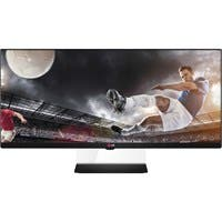 "LG 34UM64-P 34"" LCD Monitor - 21:9 - 5 ms - Adjustable Display Angle - 2560 x 1080 - 16.7 Million Colors - 300 Nit - 5,000,000:1 - UW-UXGA - Speakers - DVI - HDMI - DisplayPort - 48 W - Black"