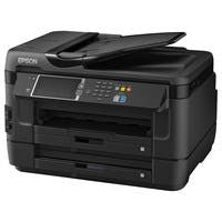 Epson WorkForce 7620 Inkjet Multifunction Printer - Color - Photo Print - Desktop - Copier/Fax/Printer/Scanner - 32 ppm Mono/20 ppm Color Print - 18 ppm Mono/10 ppm Color Print (ISO) - 18 ipm Mono/10