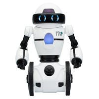 WowWee MiP - White and Black - MiP Robot - Download Free iOS Or Android MiP App For More Fun - Dual Balancing On Two Wheels - White and Black - Path Tracking - Tray Included For Carrying Objects - Gam