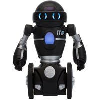 WowWee MiP - Black and Silver - MiP Robot - Download Free iOS Or Android MiP App For More Fun - Dual Balancing On Two Wheels - Black and Silver - Path Tracking - Tray Included For Carrying Objects - G
