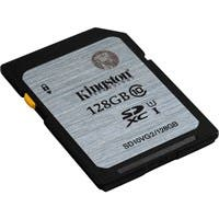 Kingston 128 GB SDXC - Class 10/UHS-I (U1) - 45 MB/s Read