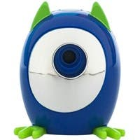 WowWee Snap Pets Cat, Blue/Green - Snap Pet Cat- Snap pictures- Hands-free - APP for Direct Share - Take Pictures On the Go - Portable
