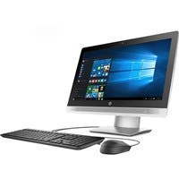 HP Business Desktop ProOne 600 G2 All-in-One Computer - Intel Core i3 (6th Gen) i3-6100 3.70 GHz - Desktop - 4 GB DDR4 SDRAM RAM - 500 GB HDD - DVD-Writer DVD-RAM/±R/±RW - Intel HD Graphics