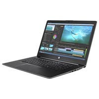 "HP ZBook Studio G3 15.6"" (In-plane Switching (IPS) Technology) Mobile Workstation Ultrabook - Intel Core i7 (6th Gen) i7-6700HQ Quad-core (4 Core) 2.60 GHz - Space Silver - 16 GB DDR4 SDRAM RAM"